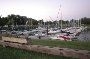 Hansen's Harbor Dock